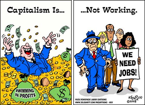 Non profit capitalism