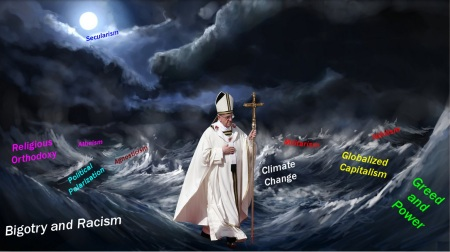 The Holy See wades into an Unholy Ocean