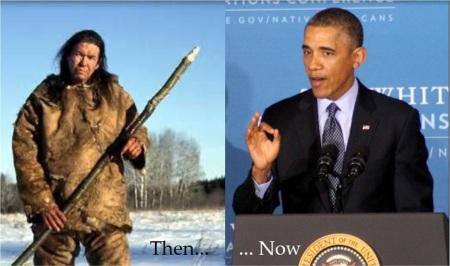 Tribal Leader - Political Leader